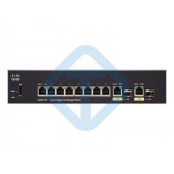 Cisco SG350-10 Conmutador...